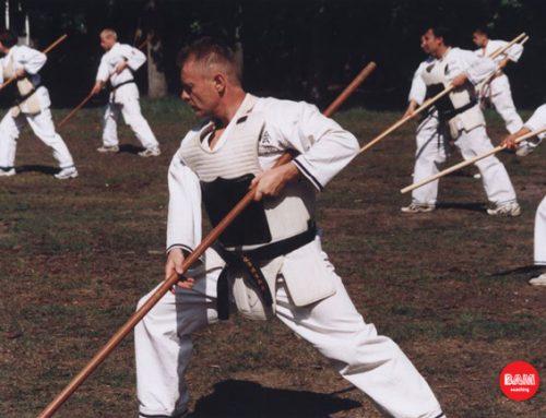 Van karate naar CEO