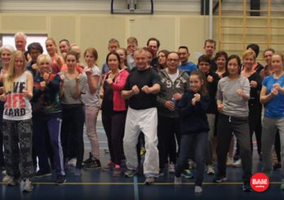 Krav Kapap Weerbaarheids training - BAM Coaching Amsterdam